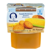 Gerber Baby Food Is The Standard For Your Baby