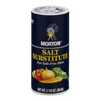 Morton Salt; A Mainstr...